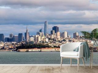 Panorama Skyline San Francisco