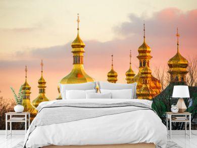 St. Michael's Golden-Domed Monastery in Kiev (Ukraine)