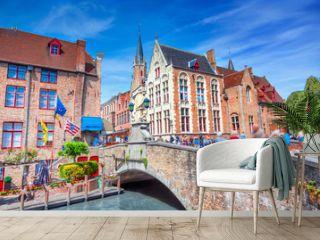 Canals of Brugges, Belgium