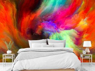 Elegance of Color Motion