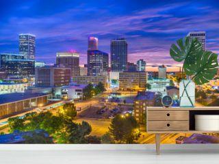 Tulsa, Oklahoma, USA Skyline