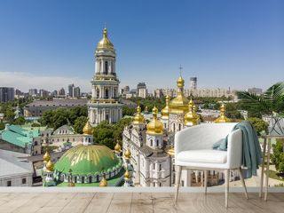 Kiev Pechersk Lavra View