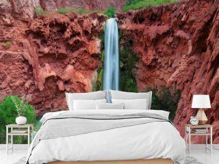 Mooney Falls, Grand Canyon, Havasupai Indian Reservation, Arizona