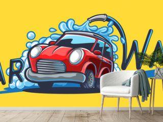 cute car cartoon