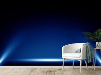 Scene Illumination. Light Effect.