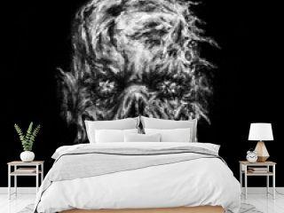 Monster morph looks creepy.