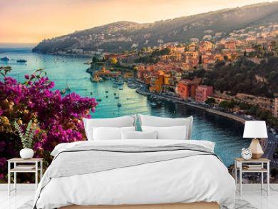 Villefranche Sur Mer, small village between Nice and Monaco