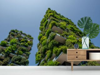vertical wood