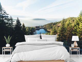 Der Schwarzwälder Mummelsee