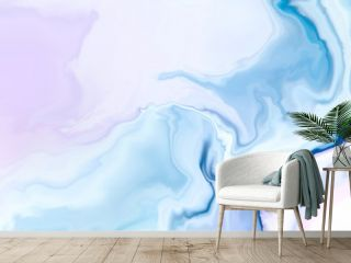 Abstract marble, Watercolour liquid fluid texture, Marbling background design for banner and digital painting wallpaper