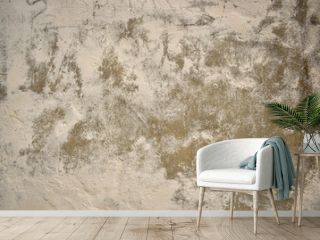 Rough Grunge Vintage light grey Cement Wall Background Distressed Weathered, Dirty Old Texture