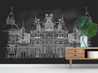 National Bank of Belgium, Antwerpen, Belgium.