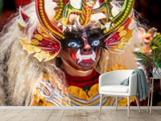 Amazing and colorful carnivals of Oruro