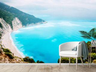 view of island. GREECE