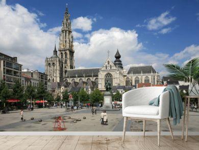 Antwerpen city center