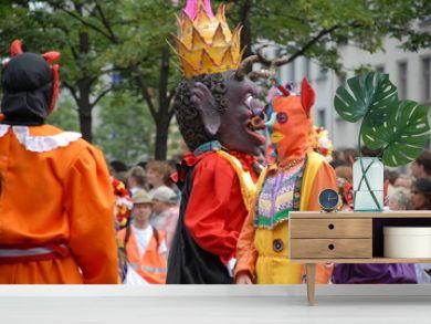 masken beim karneval