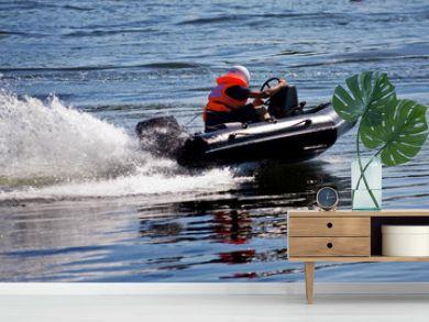 Water-motor sport