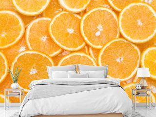 Orangenscheben