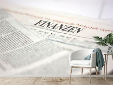 german newspaper finanzen