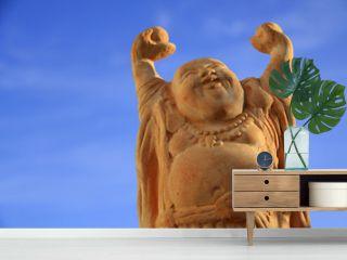 Buddha in der Sonne