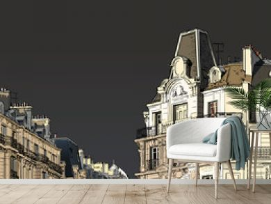 Paris - Facades