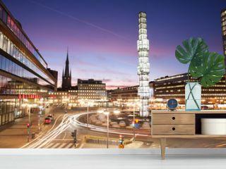 Stockholm City Center, Sergels Torg