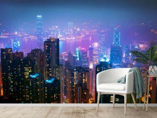 Hong Kong Nght View