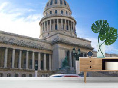 The Capitol of Havana, Cuba.