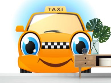 Funny taxi