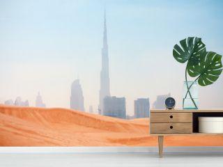 desert and Dubai