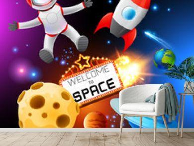 Vector Space Elements