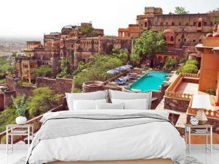 Neemrana Fort Palace, Rajasthan, India