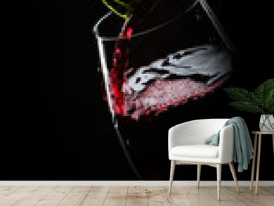 Picture of a wine glass