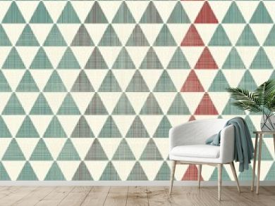 abstract textures triangles seamless pattern