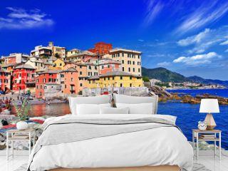 Colorful Italy series - Genova, Liguria