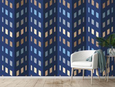 Fashion abstract chevron pattern