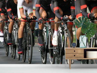 Chrono  bicyclist