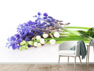 muscari lily of the valley