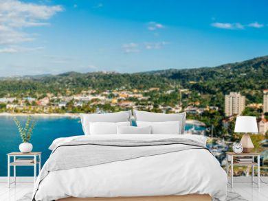 Och Rios Jamaica Bay Panoramic