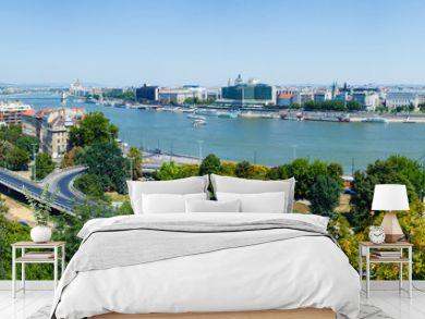 Panorama of Budapest
