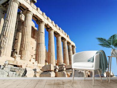 Parthénon in Acropolis, Athens