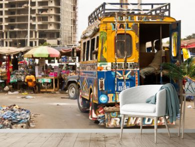 Transport in Africa