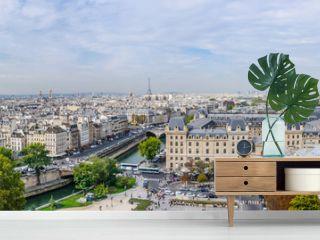 Panoramic of Paris