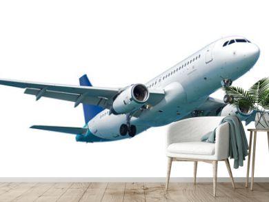Real jet aircraft