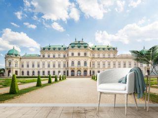 The Belvedere Palace, Vienna, Austria