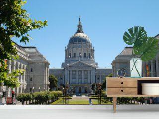 San Francisco City Hall (Back Side)