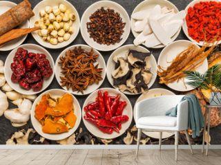 薬膳 漢方 健康食 medicinal herbs Chinese medicinal