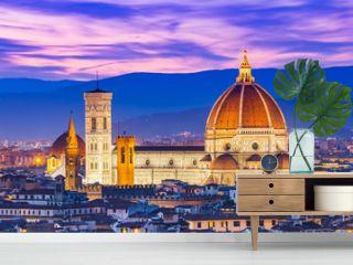 Duomo Florence at night