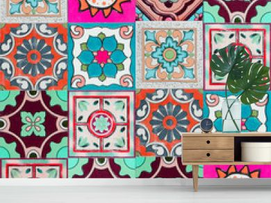 ceramic tiles patterns from Portugal.