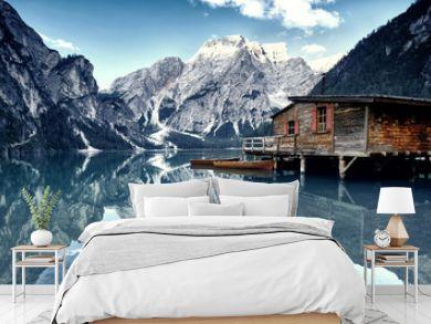 Dolomiten - Bergwelt in den Alpen